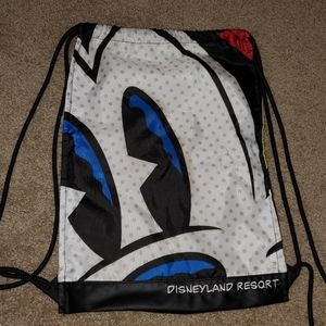 Disney Land Resort drawstring bag